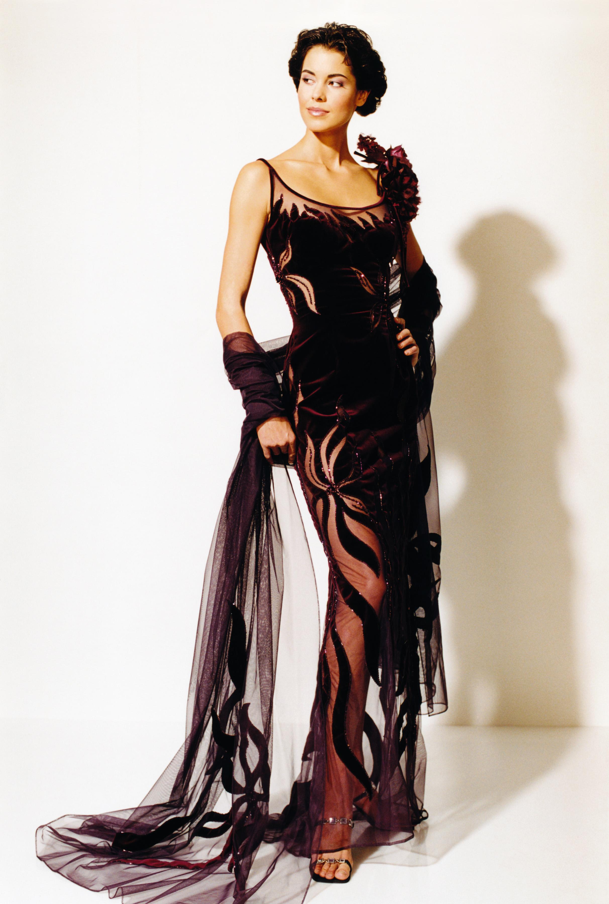 e0b4567989d1 Haute Couture šaty Blanky Matragi kolekce k 20. výročí