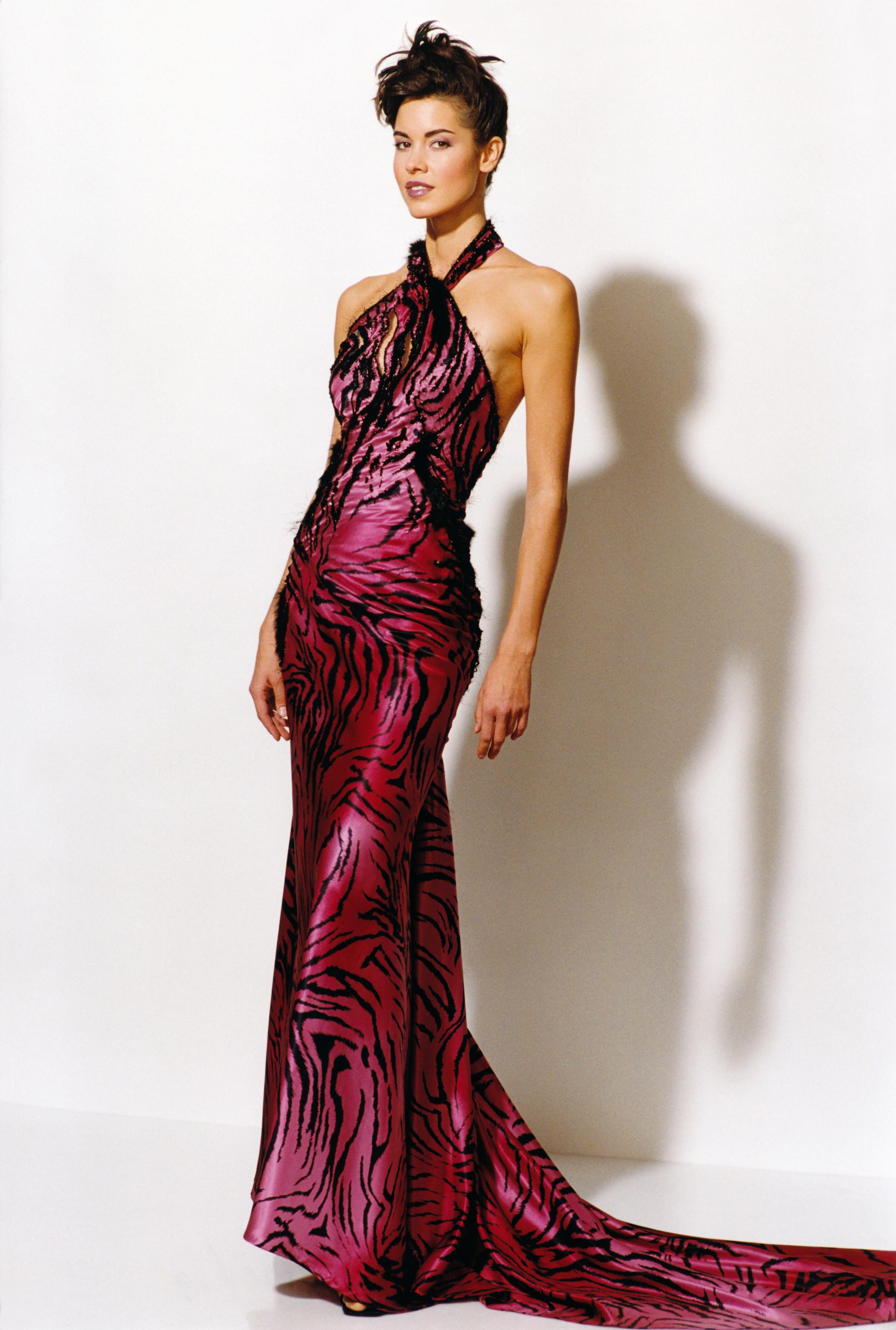 996b147d8dd2 Haute Couture šaty Blanky Matragi kolekce k 20. výročí